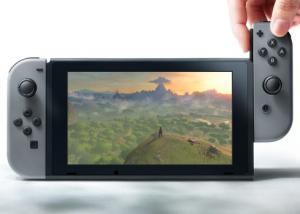 جهاز Nintendo Switch يدعم بطاقات MicroSDXC بسعة تصل إلى 2 تيرابايت