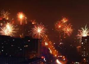 تفاقم مستويات التلوث في بكين بسبب الألعاب النارية ليلة رأس السنة القمرية