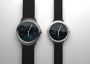 مواصفات وموعد الكشف عن ساعتي جوجل وإل جي Watch Sport و Style