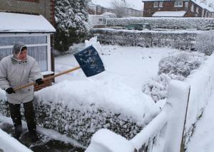 عاصفة قطبية قادمة ستغطي بريطانيا بالثلوج