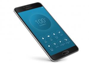 """في العام الجديد : """" سامسونج """" تطرح إصدار الهاتفين Galaxy C5 Pro و Galaxy C7 Pro"""