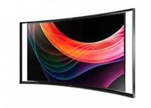 """"""" سامسونج """" تطلق تلفزيون OLED المقوّس الأول من نوعه"""